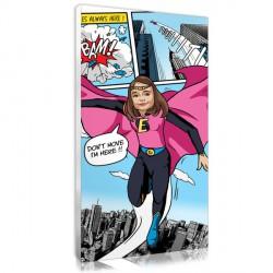 Comic girl - cases