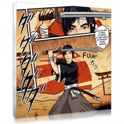 Manga Samouraï Garçon - Cases