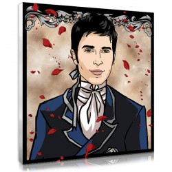 Garçon Romantique - Portrait