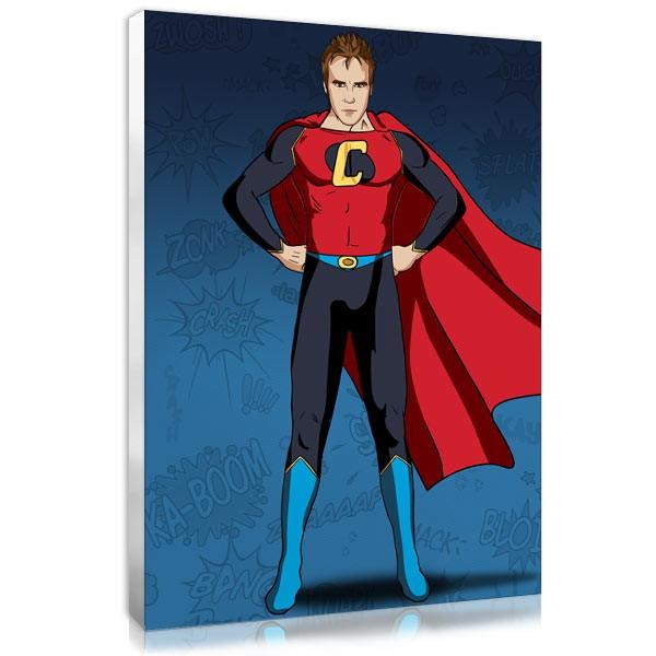 Superhero - Navy