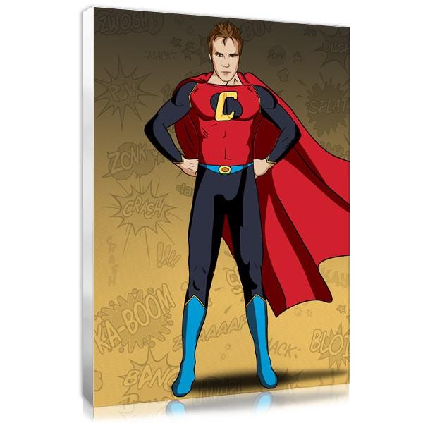 Superhero - Yellow