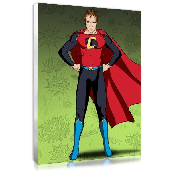 Superhero - Green
