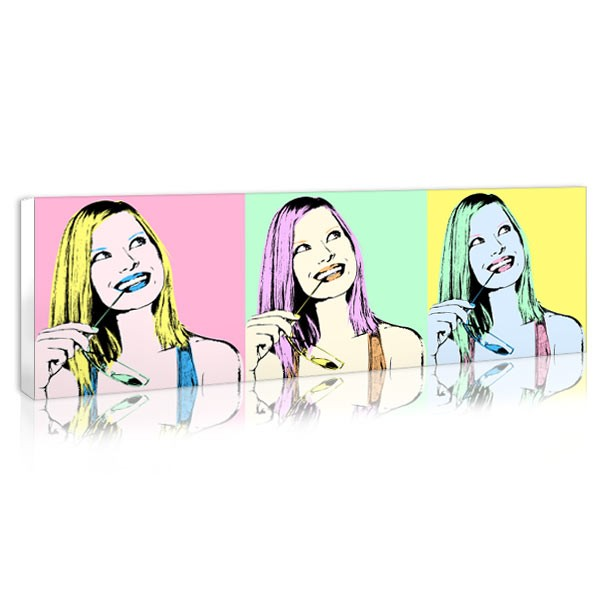 Pastel Trio