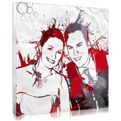Stencil Duo - Wedding