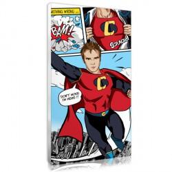 Superhéros - cases