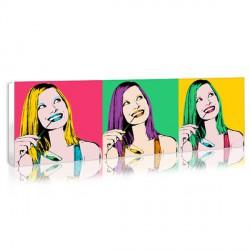 Pop Art - 3 cases