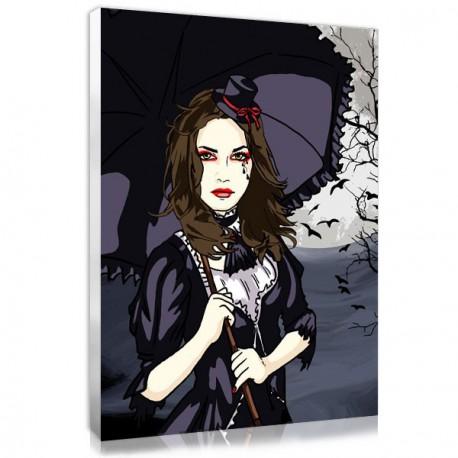 Portrait gothique à partir de votre photo