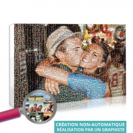 Idee cadeau Saint-Valentin - mosaïque photos