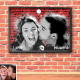 Personalised graffiti wall art with your photo