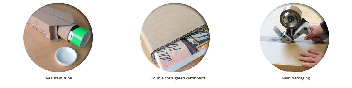 resistant packaging