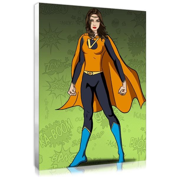 Superwoman - Green