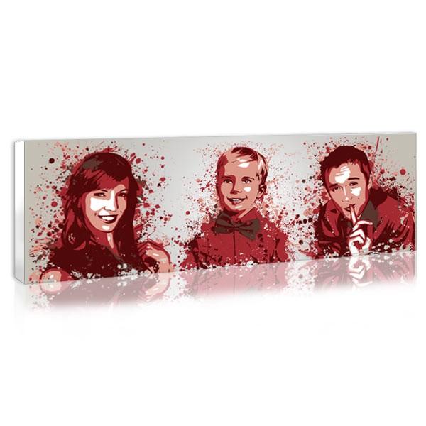 Trio rougeC