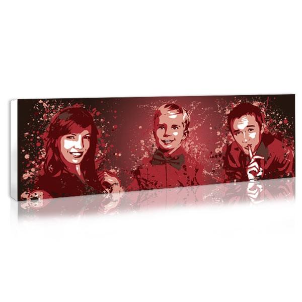 Trio rougeF