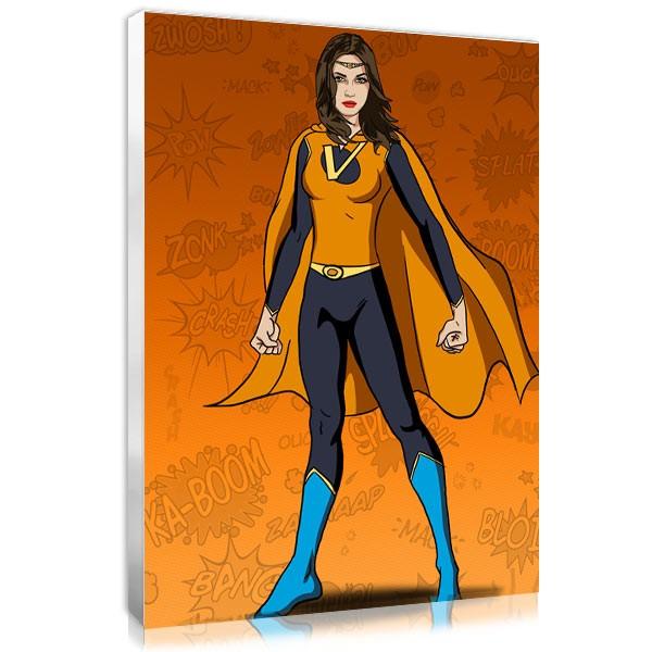 Superwoman - Orange