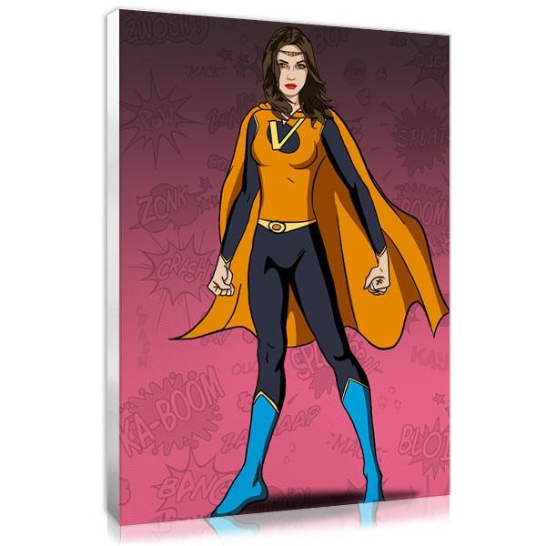 Superwoman - Pink
